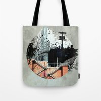 Fractal Disjunction Tote Bag