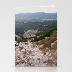 YOSHINO MOUNTAIN, NARA Stationery Cards