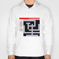 Crossword Hoody