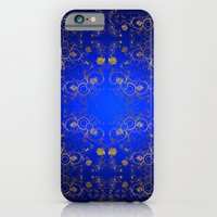 floral pattern iPhone & iPod Cases featuring Floral Pattern by Looly Elzayat