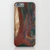 iPhone & iPod Case featuring Zen Feather by Kristen Fagan