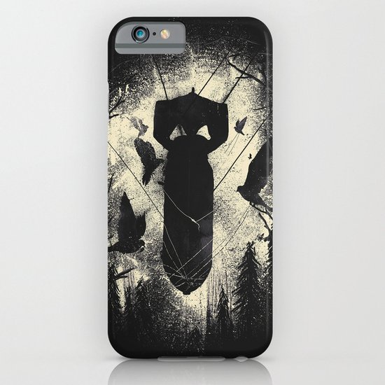 Bombs Away iPhone & iPod Case