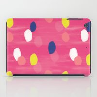 Spotty Pink iPad Case