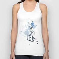 Scout Squirt Unisex Tank Top