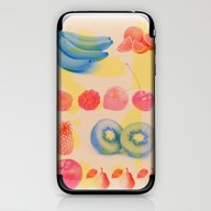 iPhone & iPod Skin featuring Under The Fruit Veil by Tyler Spangler