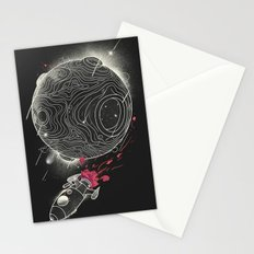 Galactic Mission Stationery Cards