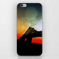 A Moment In Time iPhone & iPod Skin