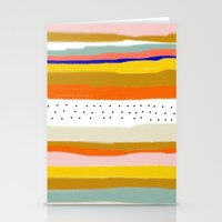 Hooked Wild Stationery Cards