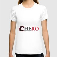 T-shirt featuring Che ro by Leon Deni14