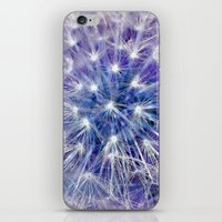 Dandelion Edit iPhone & iPod Skin