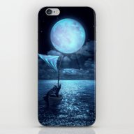 Set Adrift iPhone & iPod Skin