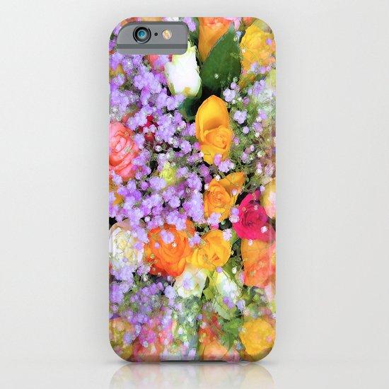 Bokeh Bouquet iPhone & iPod Case