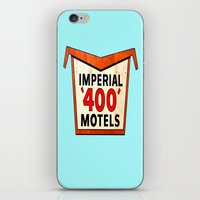 Imperial 400 iPhone & iPod Skin