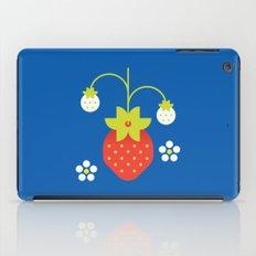 Fruit: Strawberry iPad Case