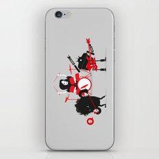 Monsters of Metal iPhone & iPod Skin