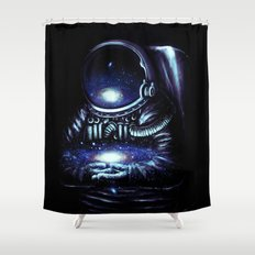 The Keeper Shower Curtain