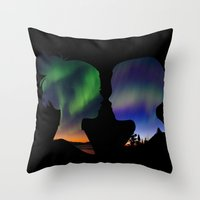 Love Connection Throw Pillow