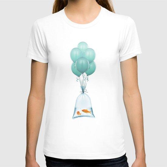 flight to freedom T-shirt