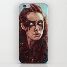Lexa iPhone & iPod Skin