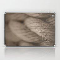 Sepia Macro Photography … Laptop & iPad Skin