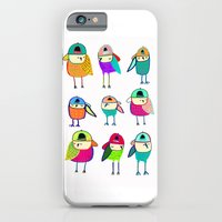 Little Owls. iPhone 6 Slim Case