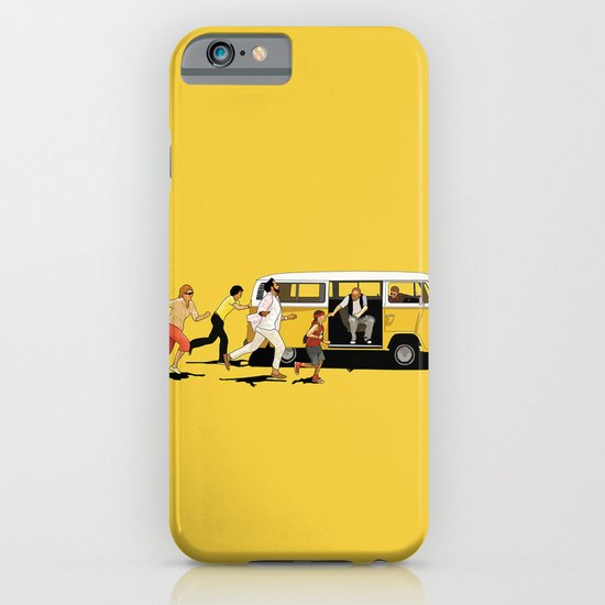 Little Miss Sunshine iPhone & iPod Case