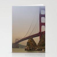 Golden Gate Stationery Cards