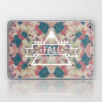 FALL LOVE Laptop & iPad Skin