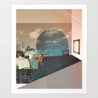Atmosphere 19 · Roadhou… Art Print