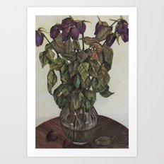 Leaves of Life Art Print