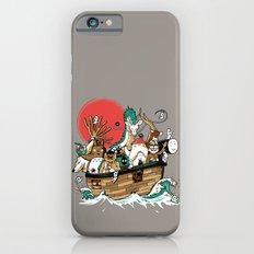 Miyazaki's ark iPhone 6 Slim Case