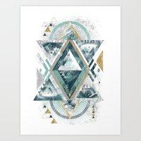 Eyesosceles Art Print