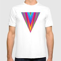 the Great Noize VIII Mens Fitted Tee White SMALL