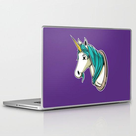 Stuffed Laptop & iPad Skin