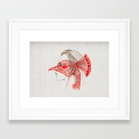 Wildlife VIII Framed Art Print