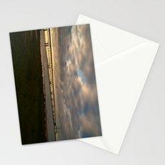 Sunset Bridge Stationery Cards