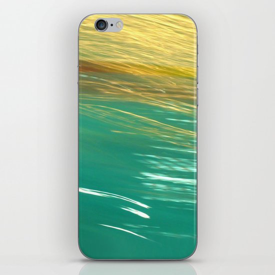 Floating Water iPhone & iPod Skin