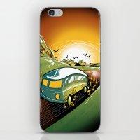 Killer Road Trip  iPhone & iPod Skin