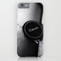 iPhone & iPod Case featuring Canon by Linda Flores