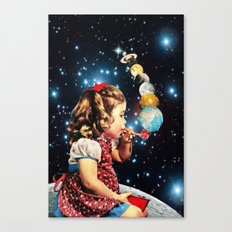 Maker Canvas Print