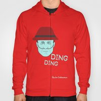 Breaking Bad - Faces - Hector Salamanca Hoody