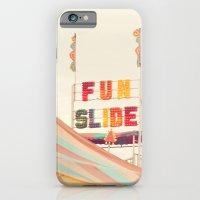 iPhone & iPod Case featuring Fun Slide by Diem Design