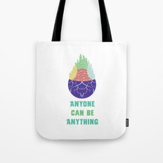 Zootopia - Anyone Can Do Anything Tote Bag
