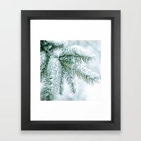 Winter Landscapes Framed Art Print