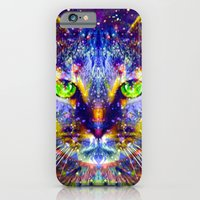 """iPhone & iPod Case featuring """"Feed Me Can Food."""" - Sir Parker by Sir P & Lady J"""