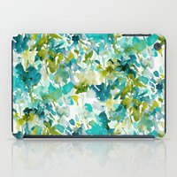 Local Color (Teal) iPad Case