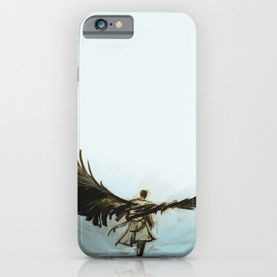 A Lonely Road iPhone & iPod Case