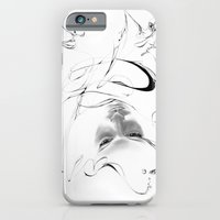 iPhone & iPod Case featuring Line 6 by Martin Kalanda