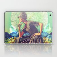 The Thinker Laptop & iPad Skin