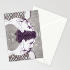 Dream Pepe Psyche Stationery Cards